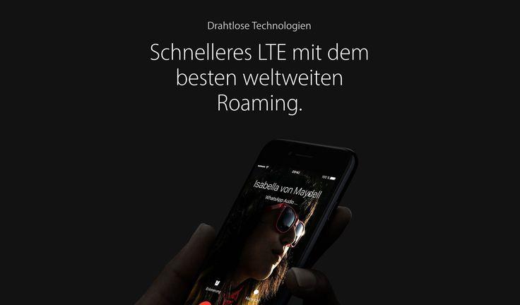 iPhone 7 mit neuem LTE-Chip: LTE-Advanced Cat.9 bis 450 Mbit/s - https://apfeleimer.de/2016/09/iphone-7-mit-neuem-lte-chip-lte-advanced-cat-9-bis-450-mbits - Mehr Speed: iPhone 7 & iPhone 7 Plus mit LTE Advanced Cat.9 für Übertragungsraten bis 450 Mbit/s! Das Thema LTE im neuen iPhone 7 fand bislang deutlich zu wenig Aufmerksamkeit. Still und leise hat Apple auch dem LTE Broadband Chip im iPhone ein Upgrade spendiert. So war die bisher mögliche m...