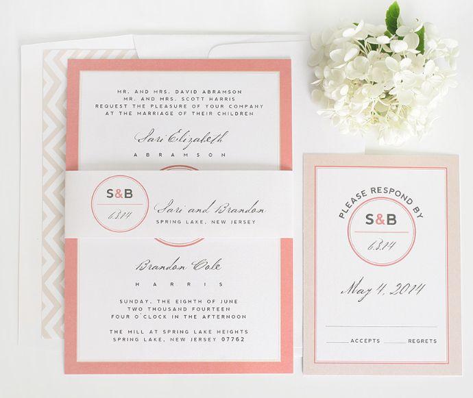 144 best 6 Invitations images on Pinterest Wedding stationary