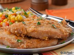 Southwestern Pork Chops - Mr. Food Recipes.......made this on 1-11-13.....OMG!!!  SO FREAKIN GOOD!  We all normally don't care for pork chops, but these were anything but dull and dry!  They were AWESOME!!  This is a keeper recipe for sure!