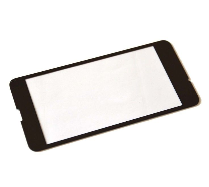 Ecran externe vitre numériseur ecran verre Remplacement pour Nokia Lumia 630 635 glass lens cassé fissuré endommagé de remplacement (sans d'écran LCD ou tactile) (Noir): Amazon.fr: High-tech