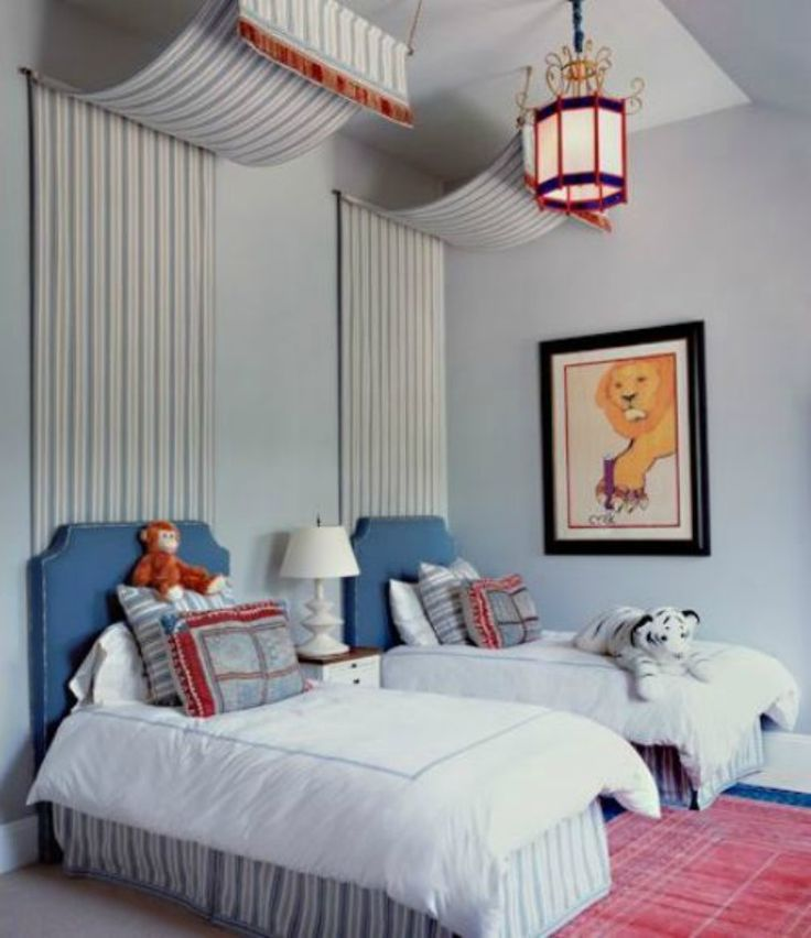 Coastal Home: Inspirations on the Horizon: Coastal Kids Rooms