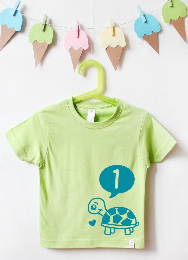 Kreative Geburtstagsshirts Fur Kinder Geburtstagsshirts In Vielen