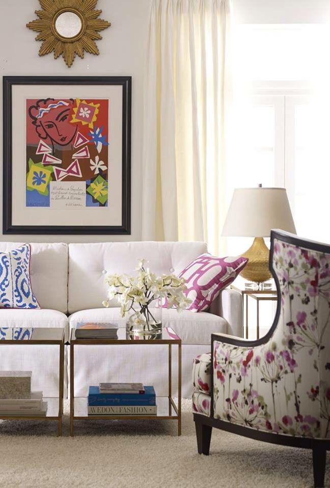 50 Best ETHAN ALLEN: Living Rooms Images On Pinterest