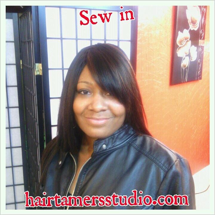 Sew In Hair Weaves Hairstyles Pinterest Hair