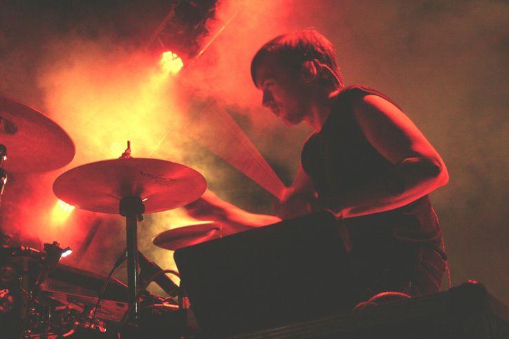 Whels & waves, drum , rock