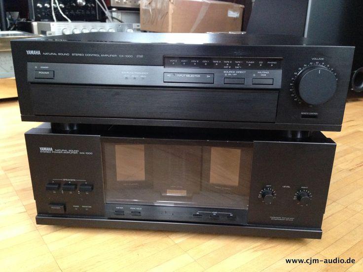 Yamaha MX/ CX-1000 - cjm-audio High End Audiomarkt für Gebrauchtgeräte