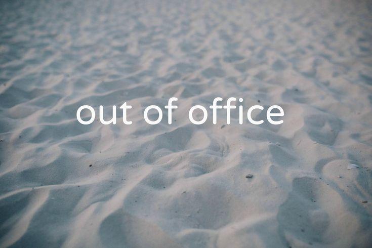 Voorbeelden van een out of office reply waarmee je klanten kunt behouden