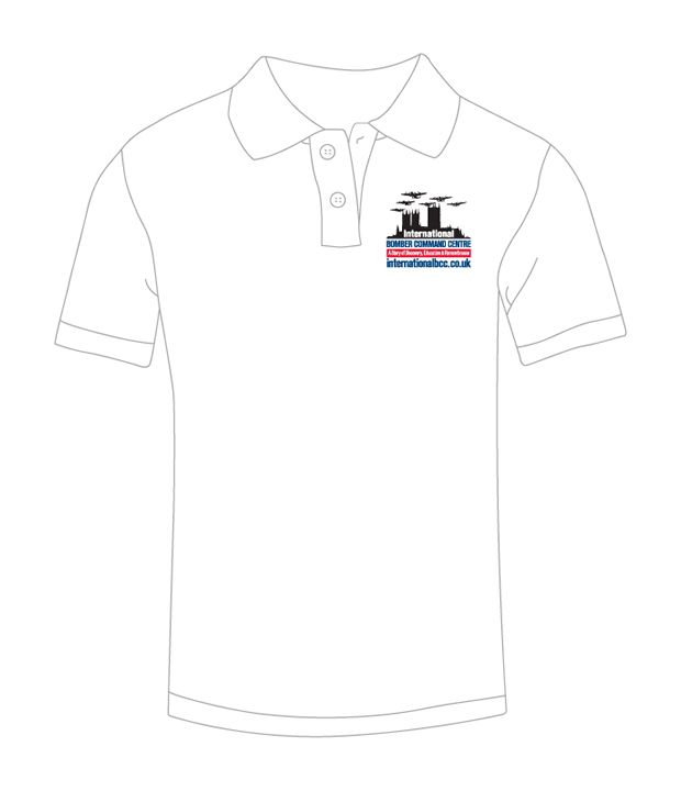 7 best wwii british short stirling images on pinterest for High quality embroidered polo shirts