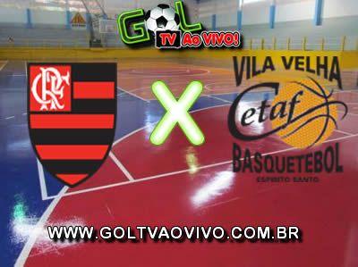 Assistir Vila Velha x Flamengo ao vivo 16h00 NBB Basquete