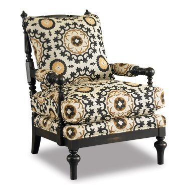 Quintin Exposed Wood Chair, Sam Moore Furniture