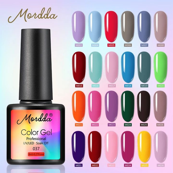 MORDDA – Gel Polish UV LED MORDDA – Gel Polish UV LED – Naily