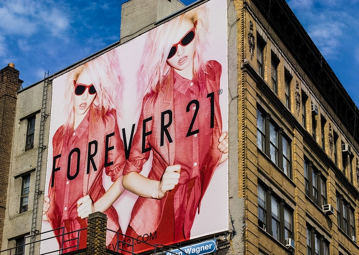 Forever 21 in #München