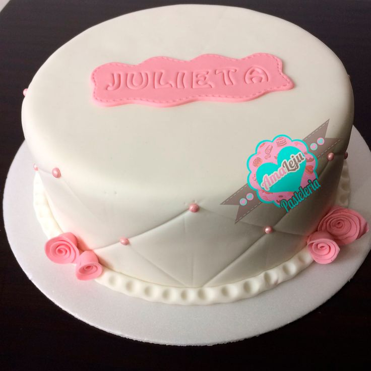 Torta Primera Comunión Realiza tu pedido por; WhatsApp: 3058556189, fijo 8374484  correo info@amaleju.com.co Síguenos en Twitter: @amaleju / Instagram: AmaLeju