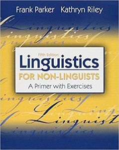INSTRUCTOR MANUAL for Linguistics for Non-Linguistics A