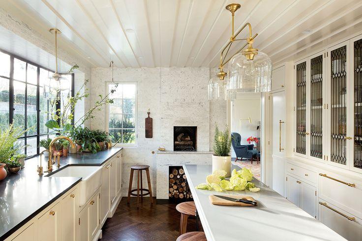 kitchen on pinterest east hampton home interior design and gambrel