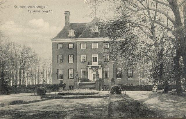 Castle Amerongen