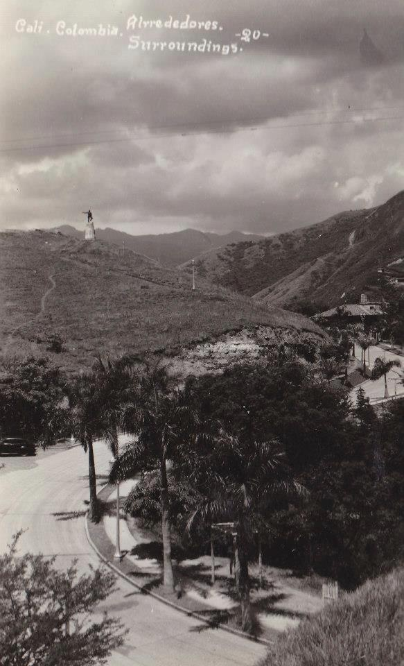 Carlos Urbe: FOTOS ANTIGUAS DE SANTIAGO DE CALI