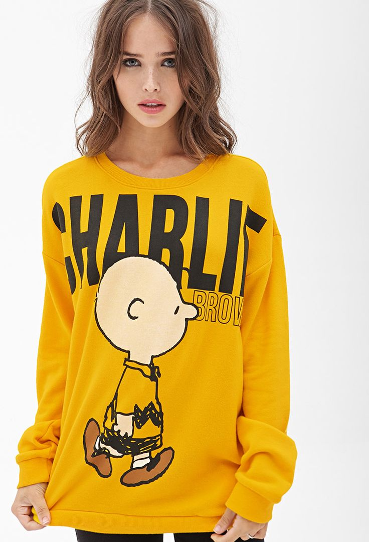 Charlie Brown Sweatshirt | FOREVER21