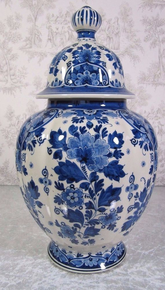 Royal Delft Pottery Marks