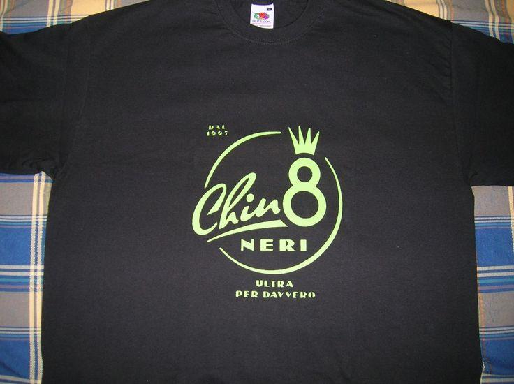 New Collegiate Chinotto Neri Ultra per Davvero T Shirt | eBay
