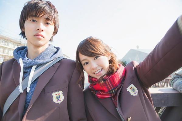 "[TV ad] https://www.youtube.com/watch?v=3jUzngMxGPc [Trailer 1] https://www.youtube.com/watch?v=8zkhCEL1Rjg [Trailer 2] https://www.youtube.com/watch?v=doCe3VtD1Tk Kento Yamazaki, Mirei kiritani, Kentaro Sakaguchi, J live-action movie of manga, romantic comedy ""Heroine Shikkaku (No Longer the Heroine)"". Release: 09/19/2015."