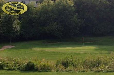 $9 for 9 Holes with Cart at Nine Springs Golf Course in Fitchburg near Madison ($22 Value. Good Any Day, Any Time until July 1, 2017!)