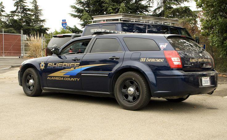 Alameda County Sheriff DUI Dodge