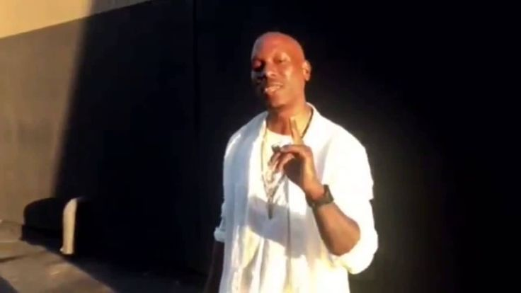 Tyrese Gibson    God's Test Will Become Your Testimony