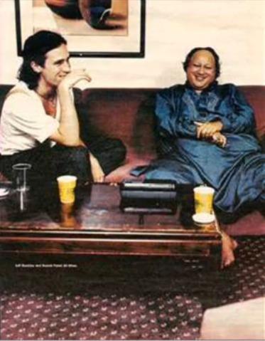 Jeff Buckley & Nusrat Fateh Ali Khan