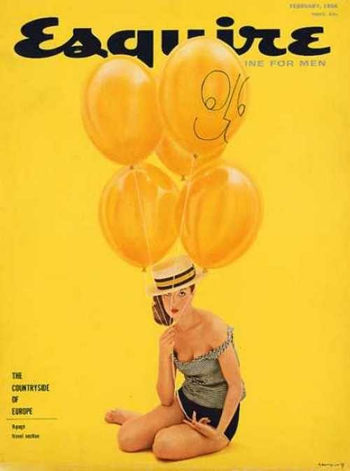 felixinclusis: Esquire, February 1956.
