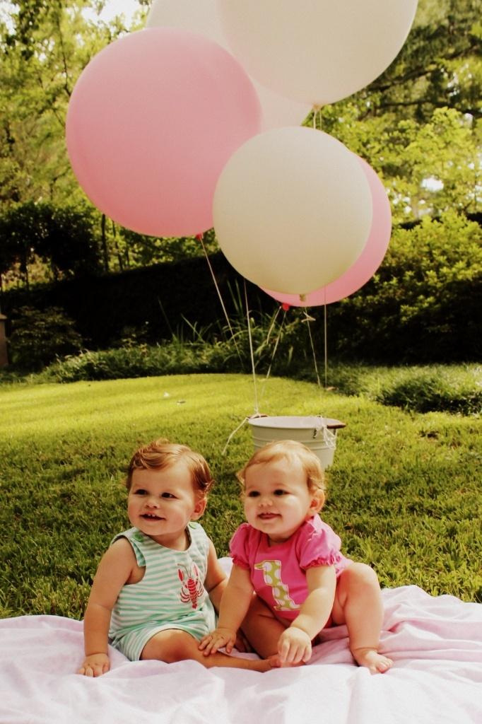 Giant Balloons!Giants Balloons, 1St Birthday