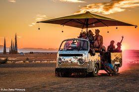 Sean Furlong Photography: AfrikaBurn 2014