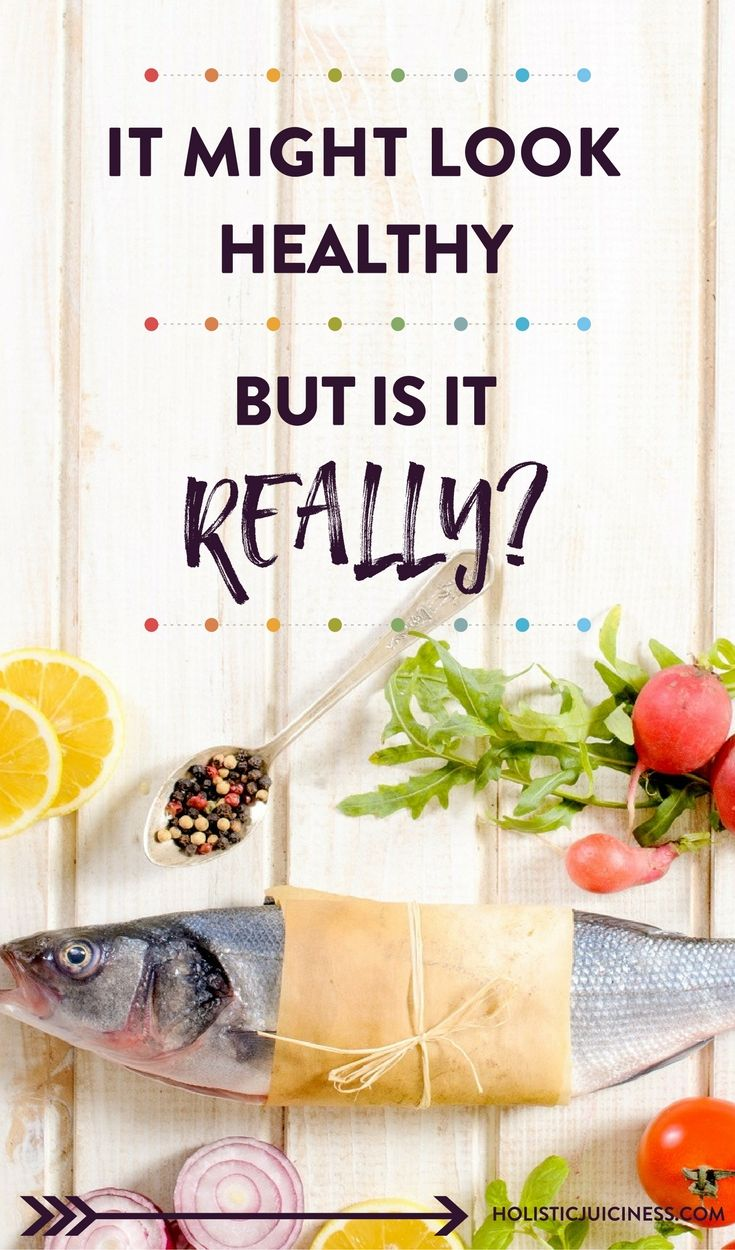 I know it looks healthy. But is it really? Find out by reading this article.