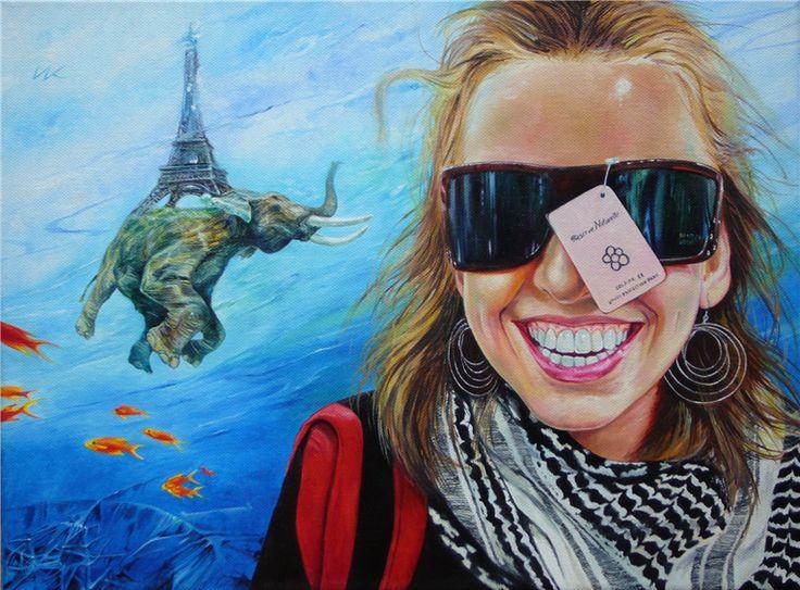 Druga podróż do Paryża, Wlodzimierz Kuklinski