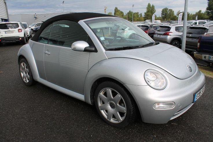 Volkswagen New Beetle cabriolet - Gris - LABEGE