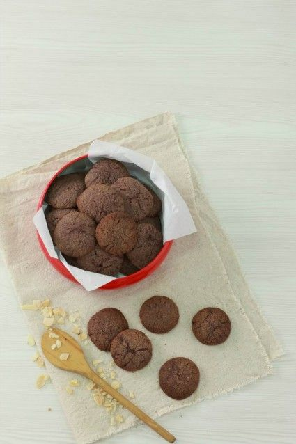 CHOCO MILK COOKIES Sajian Sedap