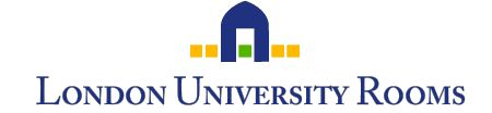 University accommodation for B&B, self-catering, short stay or long stay - http://www.universityrooms.com/en/city/london/home
