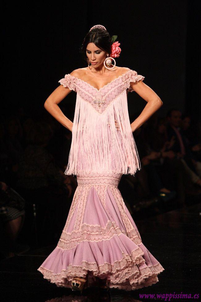 Mejores 1516 imágenes de flamenca en Pinterest | Moda flamenca ...