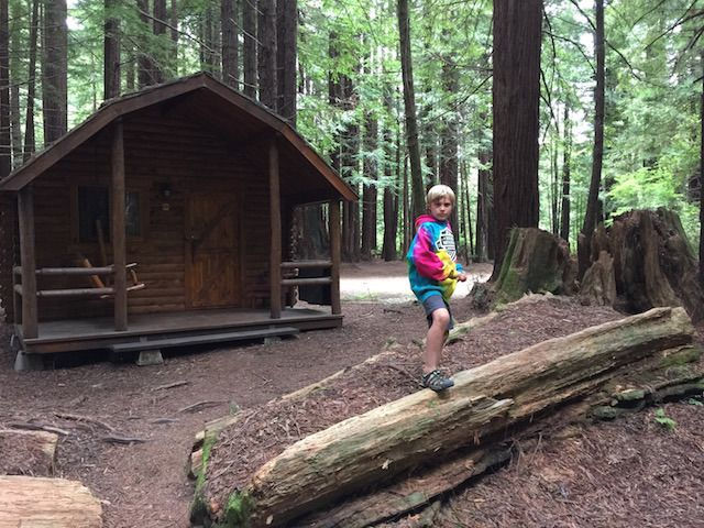 Crescent City Redwoods Koa Crescent City Ca Kid