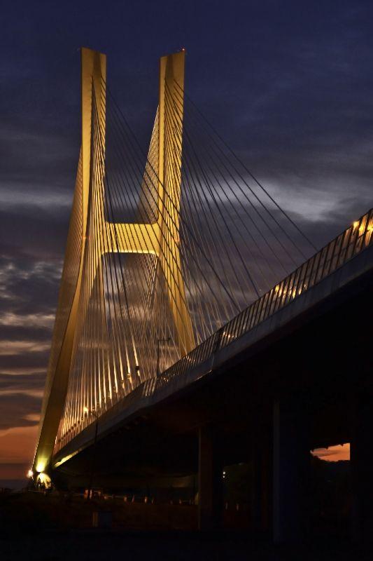 a bridge - Wroclaw, Poland