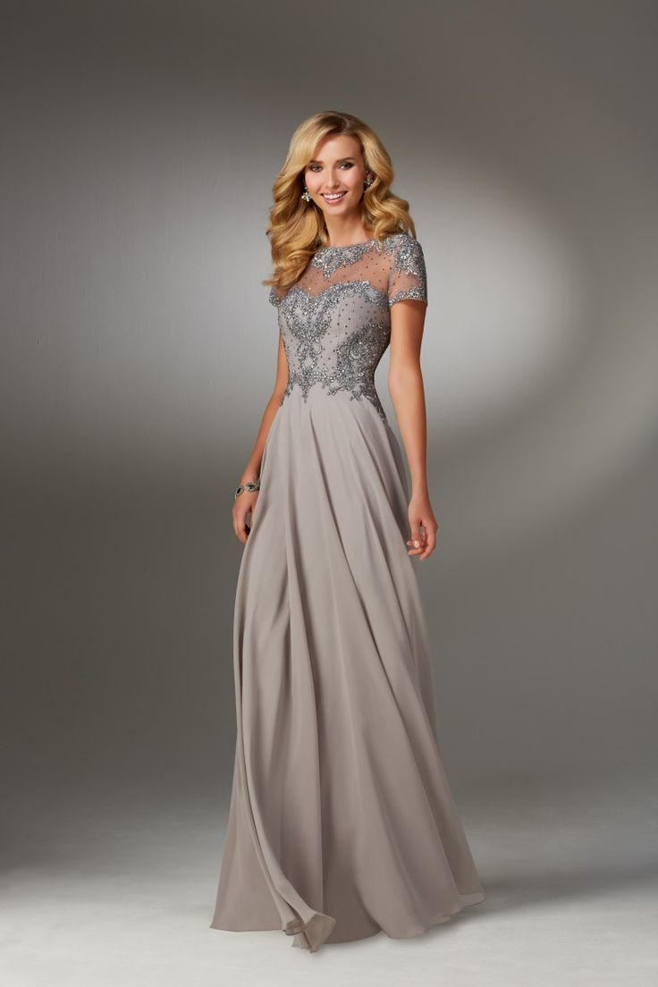 Mother Of The Bride Dresses Mgny 71522 Image 2