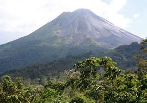 Brodelnde Vulkane: Reise durch Costa Rica