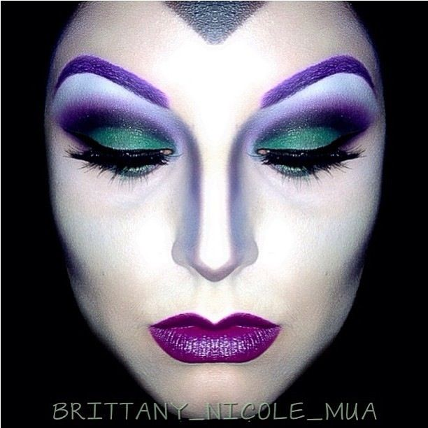 Disney villain? For Halloween;-)
