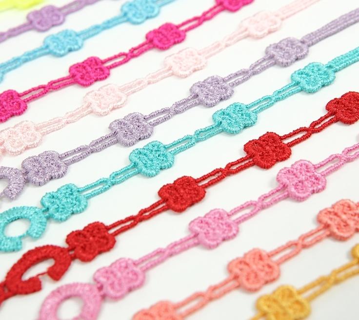 I nuovi braccialetti Slim-Kids...una ventata di allegria per l' estate!!! In 20 colori.