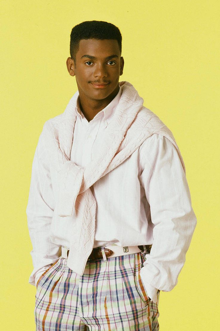 Fresh Prince of Bel Air - Boyfriend Sweaters Cardigans Inspired by TV Shows - Elle