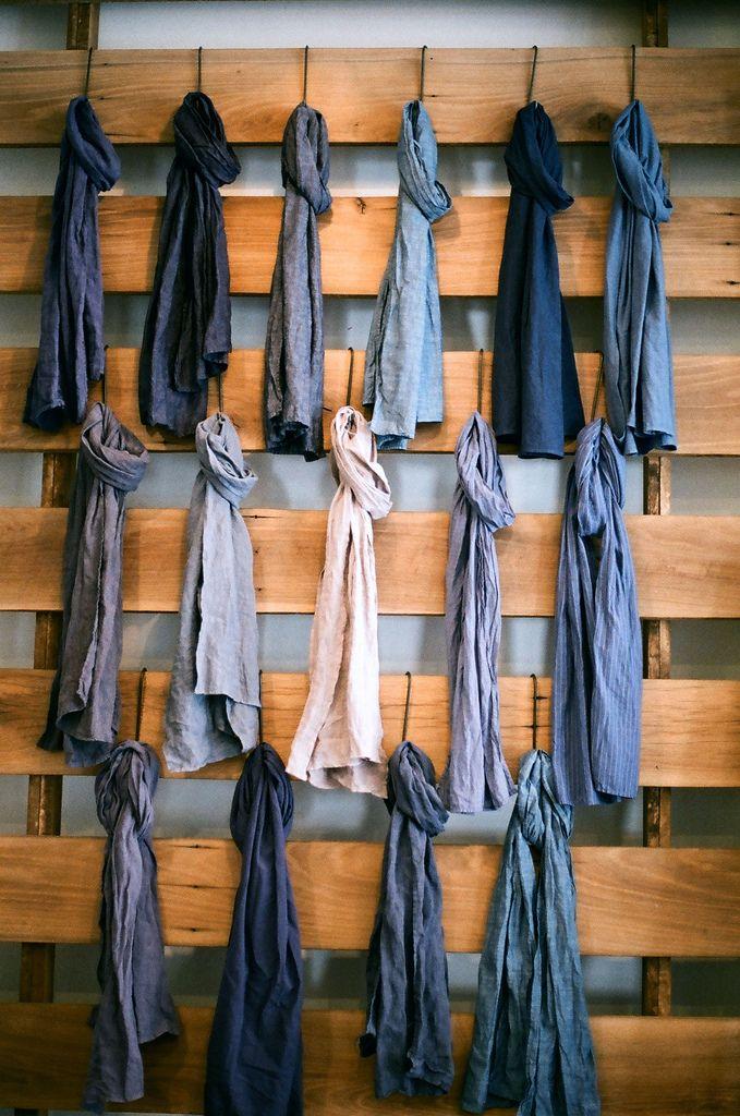 scarf merchandising - Google Search
