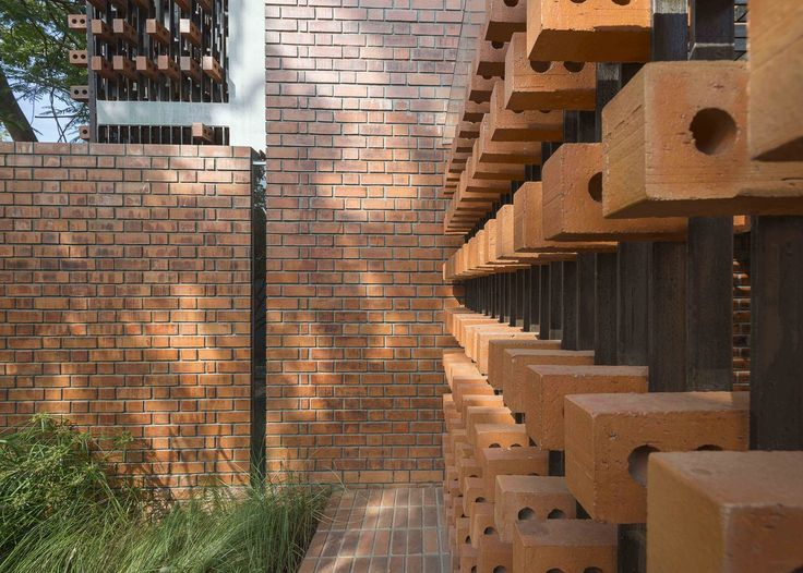 Gallery of Brick House / Architecture Paradigm - 12