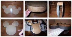 mickey mouse piñata como hacer - Buscar con Google