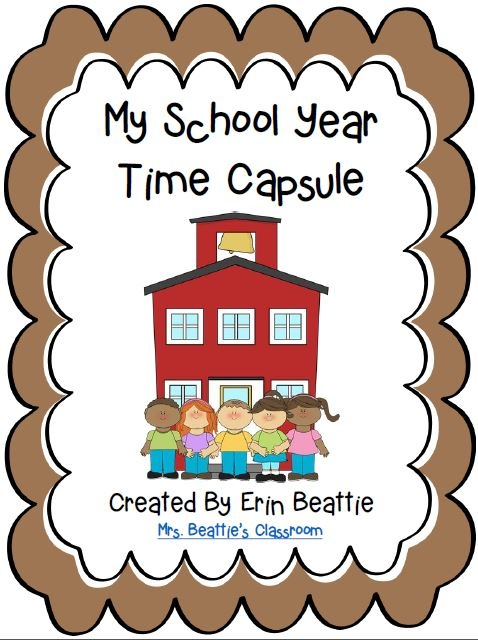This package from Mrs. Beattie's Classroom is the PERFECT solution to the first AND last weeks of the school year for both teachers AND homeschoolers! Get to know your students, and keep them working at the end of the year, with this Time Capsule activity that sends them home with an awesome family keepsake.