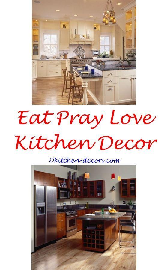Kitchen Decorating Ideas Black Cabinets Decorative Backsplash